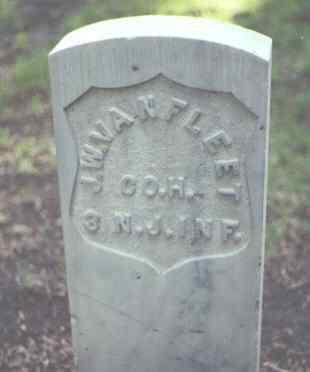 VANFLEET, J. W. - Rio Grande County, Colorado   J. W. VANFLEET - Colorado Gravestone Photos