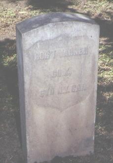 VARNER, ROB'T - Rio Grande County, Colorado | ROB'T VARNER - Colorado Gravestone Photos