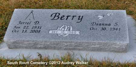 BERRY, DEANNA S. - Routt County, Colorado | DEANNA S. BERRY - Colorado Gravestone Photos