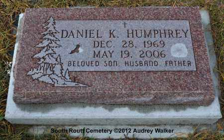 HUMPHREY, DANIEL K. - Routt County, Colorado | DANIEL K. HUMPHREY - Colorado Gravestone Photos