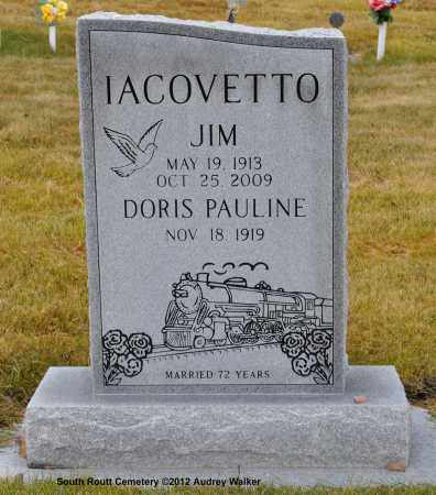 IACOVETTO, JIM - Routt County, Colorado | JIM IACOVETTO - Colorado Gravestone Photos
