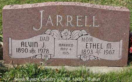 JARRELL, ALVIN J. - Routt County, Colorado | ALVIN J. JARRELL - Colorado Gravestone Photos