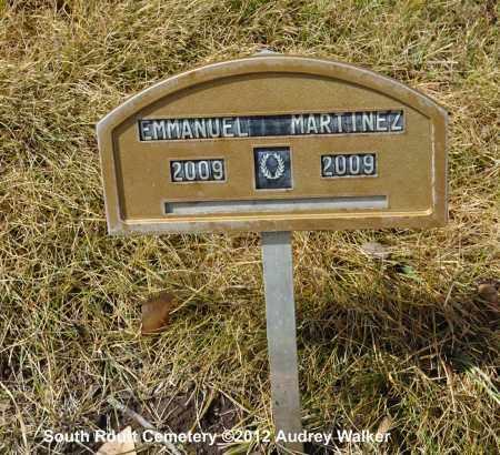 MARTINEZ, EMMANUEL - Routt County, Colorado | EMMANUEL MARTINEZ - Colorado Gravestone Photos