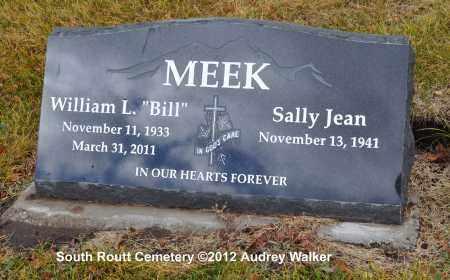 MEEK, SALLY JEAN - Routt County, Colorado | SALLY JEAN MEEK - Colorado Gravestone Photos