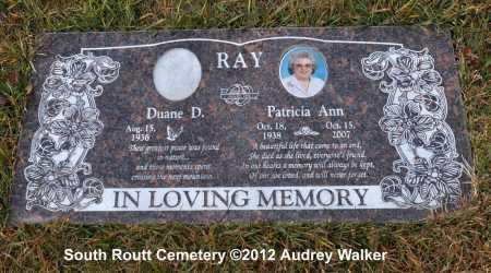 RAY, DUANE D. - Routt County, Colorado   DUANE D. RAY - Colorado Gravestone Photos