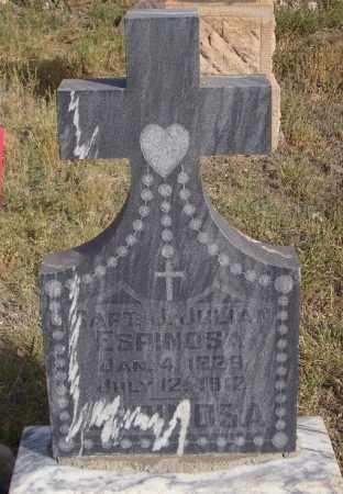 ESPINOSA, JOSE JULIAN - Saguache County, Colorado | JOSE JULIAN ESPINOSA - Colorado Gravestone Photos