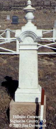 ROSS, WILLIAM N. - Saguache County, Colorado   WILLIAM N. ROSS - Colorado Gravestone Photos