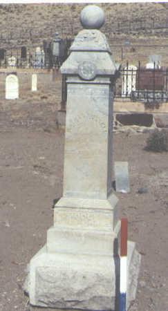 RUSSELL, NATHAN - Saguache County, Colorado | NATHAN RUSSELL - Colorado Gravestone Photos