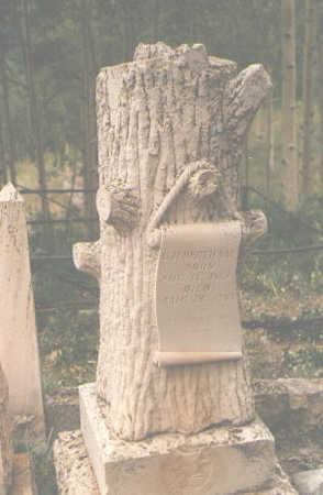 BERTRAM, C. H. - San Juan County, Colorado   C. H. BERTRAM - Colorado Gravestone Photos