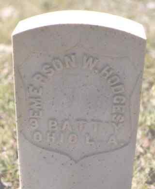 HODGES, EMERSON W. - San Juan County, Colorado | EMERSON W. HODGES - Colorado Gravestone Photos