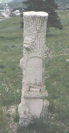 MAGRAW, WILLIAM - San Juan County, Colorado   WILLIAM MAGRAW - Colorado Gravestone Photos