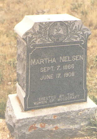 NELSON, MARTHA - San Juan County, Colorado | MARTHA NELSON - Colorado Gravestone Photos