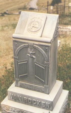 VAN BOCKEN, MAY S. - San Juan County, Colorado   MAY S. VAN BOCKEN - Colorado Gravestone Photos