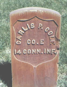 COLE, CARLIS P. - San Miguel County, Colorado | CARLIS P. COLE - Colorado Gravestone Photos