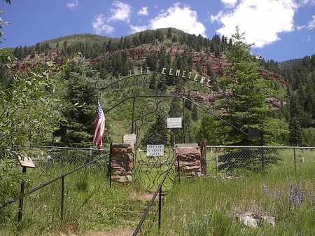 LONETREE, CEMETERY - San Miguel County, Colorado   CEMETERY LONETREE - Colorado Gravestone Photos