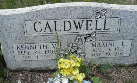 CALDWELL, KENNETH V. - Summit County, Colorado | KENNETH V. CALDWELL - Colorado Gravestone Photos