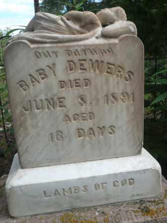 DEWERS, BABY - Summit County, Colorado   BABY DEWERS - Colorado Gravestone Photos