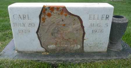 ELLER, CARL - Summit County, Colorado | CARL ELLER - Colorado Gravestone Photos