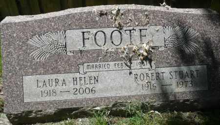 FOOTE, LAURA HELEN - Summit County, Colorado   LAURA HELEN FOOTE - Colorado Gravestone Photos