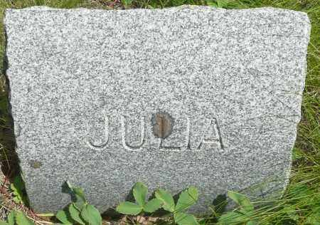 HILL, JULIA - Summit County, Colorado | JULIA HILL - Colorado Gravestone Photos