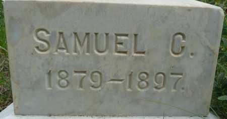 JONES, SAMUEL C. - Summit County, Colorado | SAMUEL C. JONES - Colorado Gravestone Photos