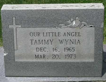 WYNIA, TAMMY - Summit County, Colorado   TAMMY WYNIA - Colorado Gravestone Photos