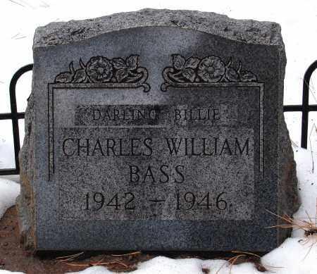 BASS, CHARLES WILLIAM - Teller County, Colorado | CHARLES WILLIAM BASS - Colorado Gravestone Photos