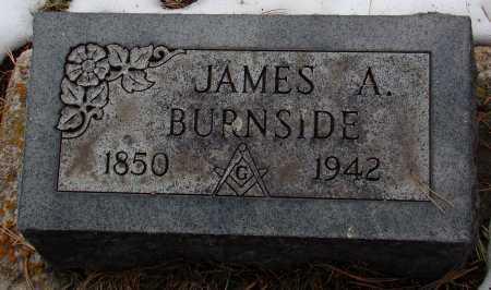 BURNSIDE, JAMES A. - Teller County, Colorado | JAMES A. BURNSIDE - Colorado Gravestone Photos