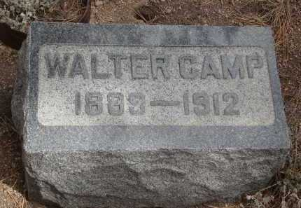 CAMP, WALTER - Teller County, Colorado | WALTER CAMP - Colorado Gravestone Photos