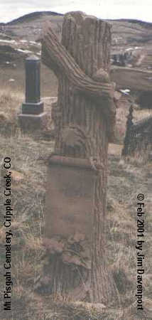 CLARK, ELIM T. - Teller County, Colorado   ELIM T. CLARK - Colorado Gravestone Photos