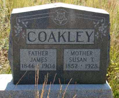 COAKLEY, SUSAN T - Teller County, Colorado | SUSAN T COAKLEY - Colorado Gravestone Photos