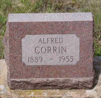 CORRIN, ALFRED - Teller County, Colorado   ALFRED CORRIN - Colorado Gravestone Photos