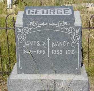 GEORGE, JAMES R - Teller County, Colorado   JAMES R GEORGE - Colorado Gravestone Photos