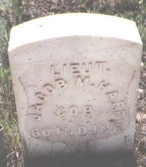 HAFF, JACOB M. - Teller County, Colorado | JACOB M. HAFF - Colorado Gravestone Photos