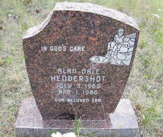 HENDERSHOT, ALAN DALE - Teller County, Colorado | ALAN DALE HENDERSHOT - Colorado Gravestone Photos