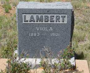 LAMBERT, VIOLA - Teller County, Colorado | VIOLA LAMBERT - Colorado Gravestone Photos