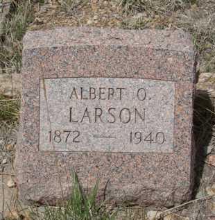 LARSON, ALBERT O - Teller County, Colorado | ALBERT O LARSON - Colorado Gravestone Photos