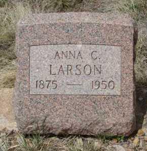 LARSON, ANNA C - Teller County, Colorado | ANNA C LARSON - Colorado Gravestone Photos