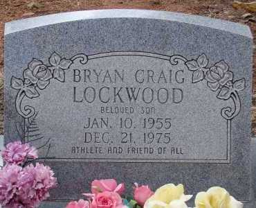 LOCKWOOD, BRYAN CRAIG - Teller County, Colorado | BRYAN CRAIG LOCKWOOD - Colorado Gravestone Photos