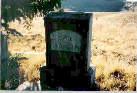 MCCOLE MCLAUGHLIN, KATIE - Teller County, Colorado | KATIE MCCOLE MCLAUGHLIN - Colorado Gravestone Photos