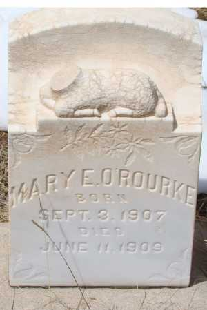 O'ROURKE, MARRY E - Teller County, Colorado | MARRY E O'ROURKE - Colorado Gravestone Photos