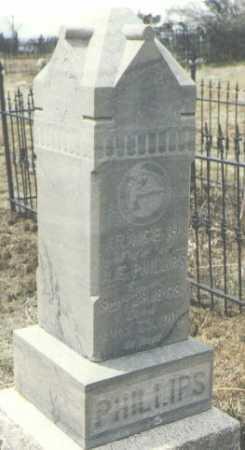 PHILLIPS, ARNICE H. - Teller County, Colorado | ARNICE H. PHILLIPS - Colorado Gravestone Photos