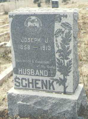 SCHENK, JOSEPH J. - Teller County, Colorado | JOSEPH J. SCHENK - Colorado Gravestone Photos