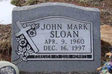 SLOAN, JOHN MARK - Teller County, Colorado | JOHN MARK SLOAN - Colorado Gravestone Photos