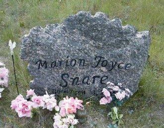 COOPER SNARE, MARION JOYCE - Teller County, Colorado   MARION JOYCE COOPER SNARE - Colorado Gravestone Photos