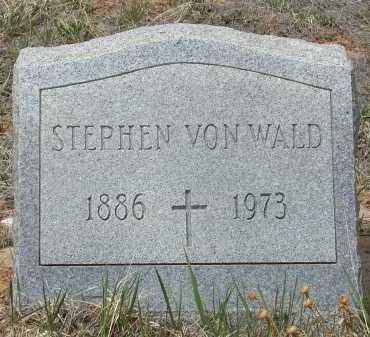 VON WALD, STEPHEN - Teller County, Colorado   STEPHEN VON WALD - Colorado Gravestone Photos