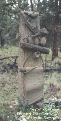 WELTY, GEORGE A. - Teller County, Colorado | GEORGE A. WELTY - Colorado Gravestone Photos