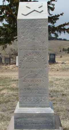 WHALEN, MARY - Teller County, Colorado   MARY WHALEN - Colorado Gravestone Photos