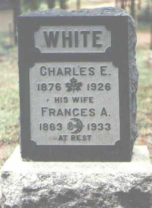 WHITE, CHARLES E. - Teller County, Colorado | CHARLES E. WHITE - Colorado Gravestone Photos