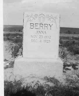 GEBAUER BARRY, ANNA - Washington County, Colorado | ANNA GEBAUER BARRY - Colorado Gravestone Photos